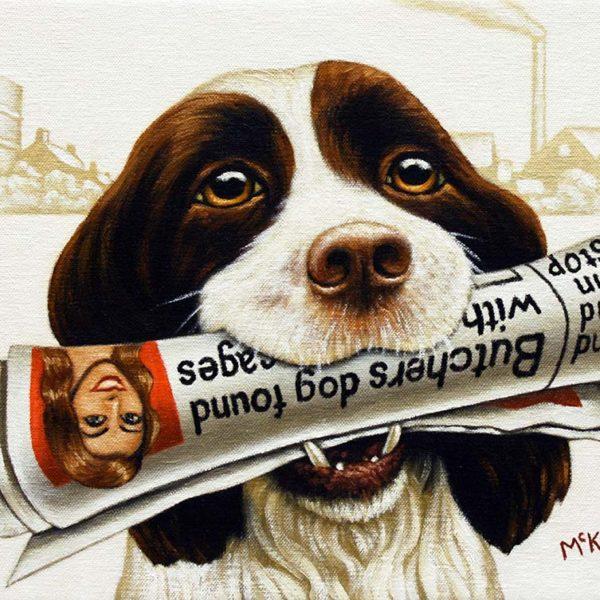 The Butchers Dog